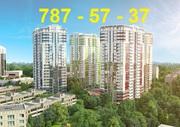 Продажа квартир,  3-к. в ЖК «Четыре сезона». Оформление 0%.