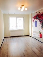 Продам двухкомнатную квартиру 60м2,  евроремонт,  ЖК Радужный