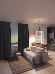 Продам уютную квартиру в новом доме