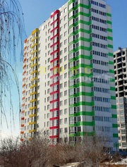 Однокомнатная квартира в ЖК Акварель,  Таирова